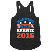 Running With Bernie 2016 Racerback