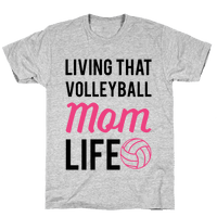 Living that Volleyball Mom Life