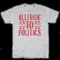 Allergic To Politics