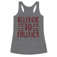 Allergic To Politics