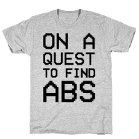 On A Quest To Find Abs